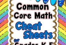Common core / by Tracey Brechner