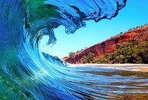 Wave & Surfing