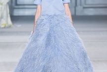 Totally in love w/ Giambattista Valli fall 2014 couture collection