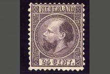 Nederlandse Postzegels / Nederlandse zegels