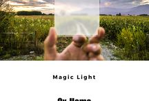 Magic Film / Notre gamme Magic Film vous permet de sublimer le verre et de réinventer la transparence.