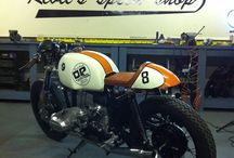Cool bikes / Cafe racers and chops