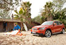 BMW Off Road - X1 - X3 - X4 - X5 - X6