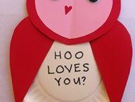 My valentine day craft ideas for my daycare