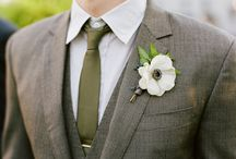 Groom Wear / What David and the fellas will be wearing. / by Kaela Bentley