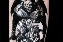 ink / Tattoos / by Dan Hilding