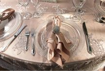 Taupe and mauve  wedding