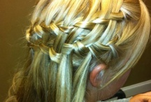 cool hair ideas / by Crystal Weissend