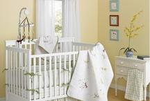 nursery ideas / by Tammy Cline