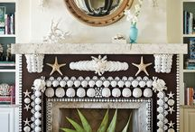 Home Decor - Fireplaces / by Suzanne Barrow