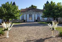 Château La Hitte Lavardac France / Mariages champêtres