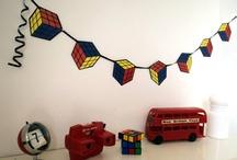 Ben's Rubik's cube party