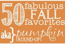 Pumpkin Favorites / by Jana Hall