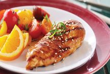 Grilled Orange Chicken Recipe