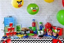 party style {angry birds}