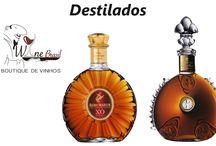 Destilados / Bebidas destiladas da Loja