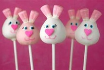 Cake Pops / by Erin {Making Memories With Your Kids}