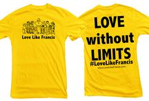 Love Like Francis / A LAY INITIATIVE TO HELP POPE FRANCIS SPREAD THE GOSPEL MESSAGE OF LOVE AND COMPASSION