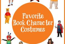 Book Day Characters