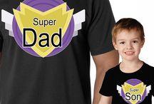 baba oğul tişörtler