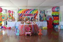 girls bday theme / by Dee Garcia