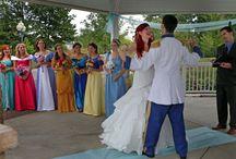 Disney wedding stuff lmao / by Ashley Rios