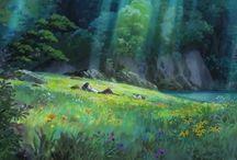 Ghibli Stills