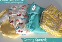 || Fluffy Butt!♥ || / All cloth diapers, all the time!