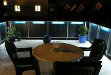 Balkon Beleuchtung