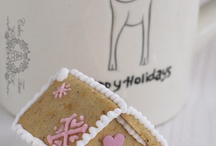 What can I do with gingerbread? / by Kirstyn Renall