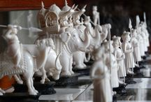 Chess Set - Шахматы