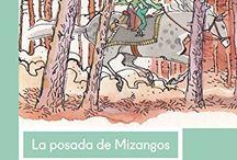 une cavalcade échevelée à lire en espagnol dès 8 ans