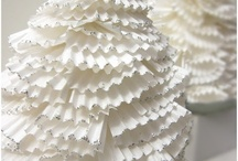 Paper, Cupcake Liners, and Doilies / by Wendy Ruth-Blackwell