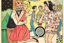 Archie comics:)