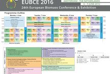 24th European Biomass Conference and Exhibition / 6-9 June 2016, Amsterdam