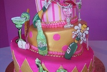Birthday cakes :)