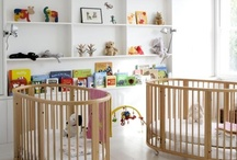 Baby Nursery / Find the hottest products and trends for your baby's nursery.  / by Baby Gizmo