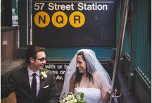 Sesja ślubna NYC