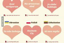 How To Say 'I Love U' Around the World