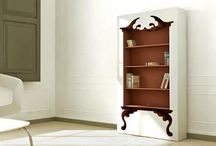 Bookcases I want