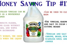Money saving and good tips / by Juliette Rousseau