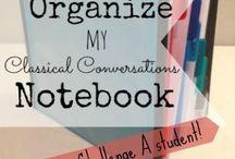 Homeschool Notebook