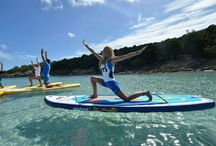 SUP YOGA / SUP YOGA for all levels ... you gotta try it!