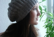 hats knit & crochet