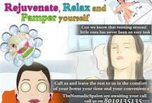 Rejuvenate, #relax and #pamper