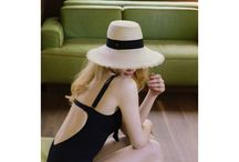 THE ICONIC SUMMER HATS by Veronica Marucci