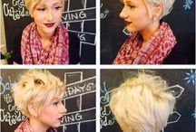 Short Hair Ideas / Some great short hair style ideas you may want to try!