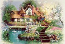 kuğulu ev