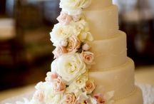 Wedding Bells!  / Blushing Pinks, Ivory and Gold inspired wedding <3
