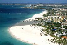 Places I'd Like to Go / Dubai, Israel, Aruba, Phi Phi Islands